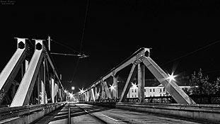Lange Brücke - Behelfsbrücke